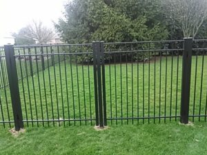 UAF 200 DOUBLE GATE WITH REMOVABLE POST