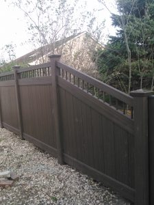 CHESTNUT BROWN WITH RAIL TOP