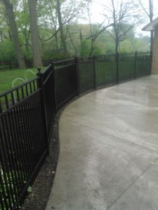 BLACK FLAT TOP WITH DOUBLE RAIL BOTTOM