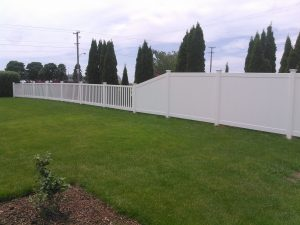PRIVACY TO PICKET TRANSITION