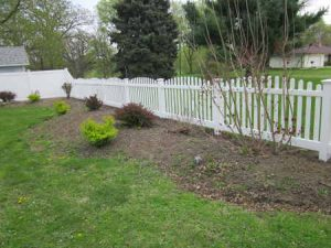 ARCHED PICKET